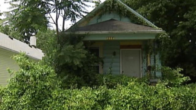 A curious Ohio boy who sneaked into an abandoned house over the weekend discovered a mummified corpse hanging inside a closet, unnoticed for nearly five years