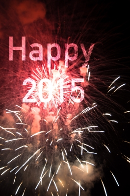 Happy New Year 2015 by franky242, courtesy of freedigitalphotos.net
