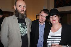 Ian McHugh, Dennis Murphy, Me