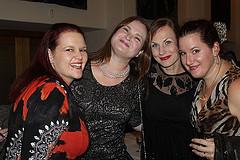 Tehani Wessely, Angela Slatter, Lisa Hannet, Liz Grzyb