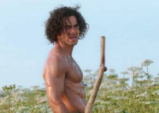 poldark shirtless