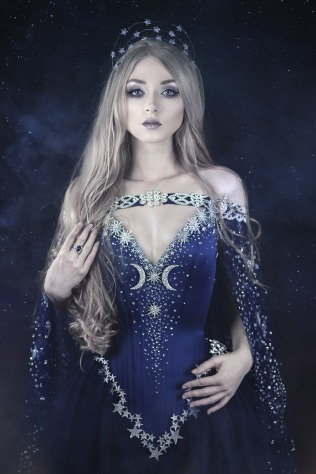 Night Goddess Dress