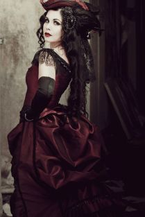 Victorian Steampunk Gothic Dress