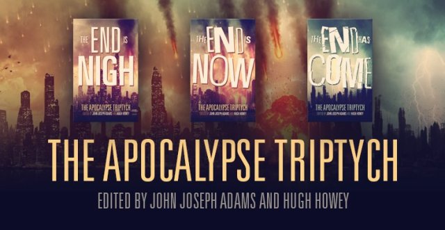 Apocalypse Triptych on sale! – Leife Shallcross
