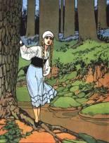 Snow White, John Hassall