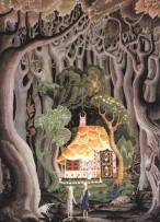 Hansel and Gretel, Kay Nielsen 1925