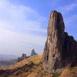 Rhumsiki Peak, Cameroon; Wikipedia