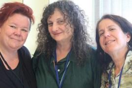 Louise Pieper, Ellen Datlow, Kaaron Warren