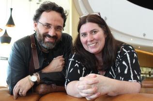 Tim Napper & Kylie Seluka